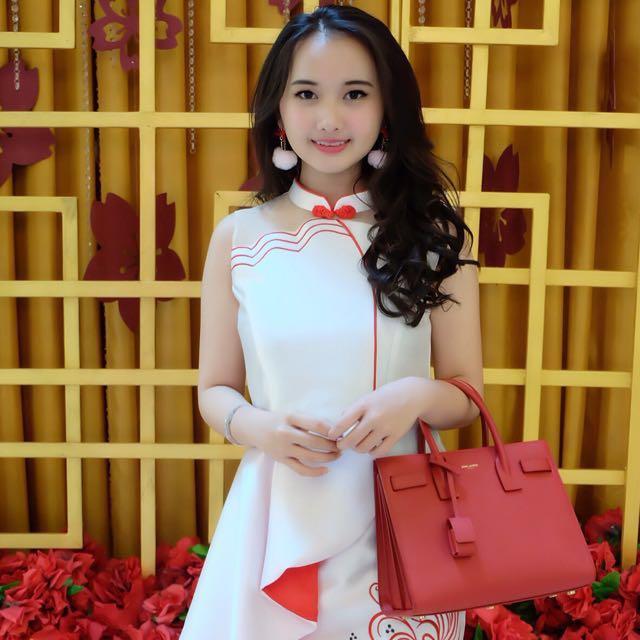 Chinese new year imlek dress