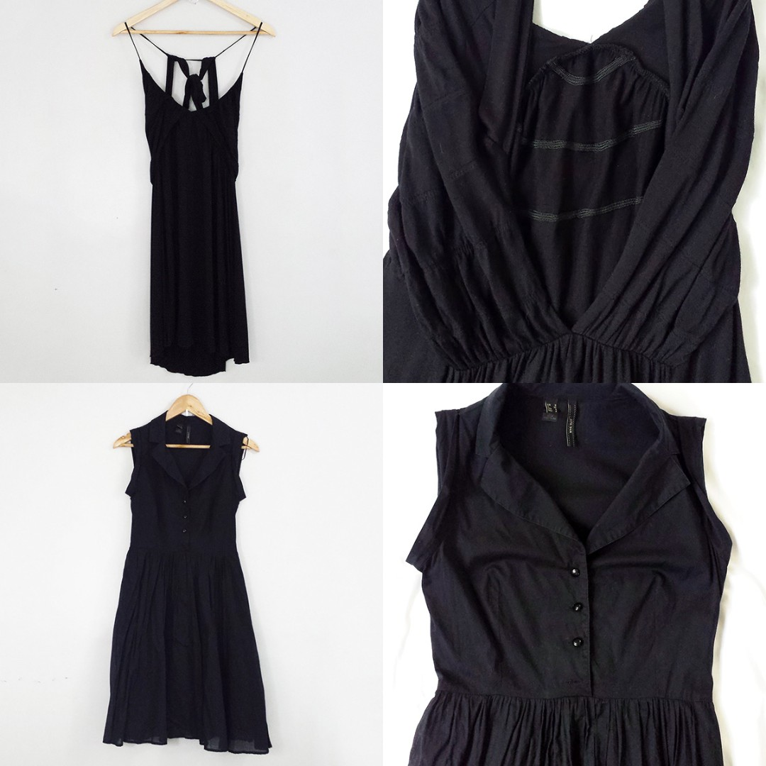 CLOSET CLEAN-UP BUNDLE: 5 PCS Mix Dresses