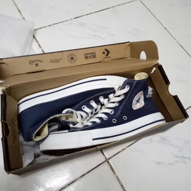 Converse Ct all star hi navy blue