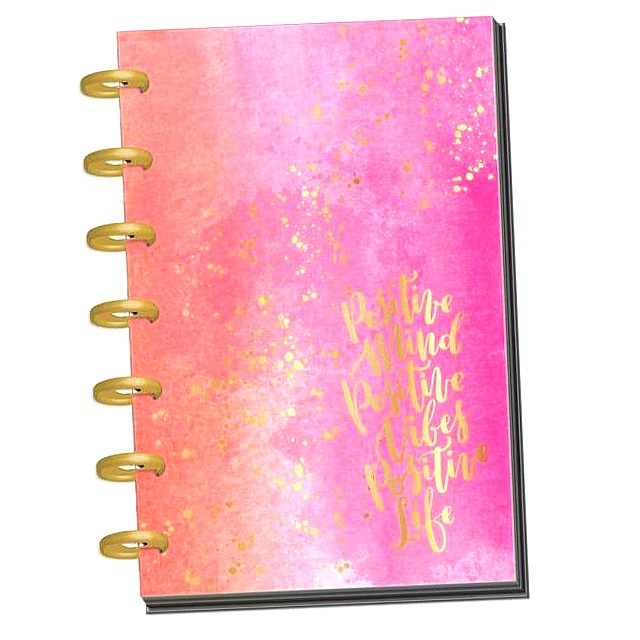 Create 365 The Mini Happy Planner, Live Loud