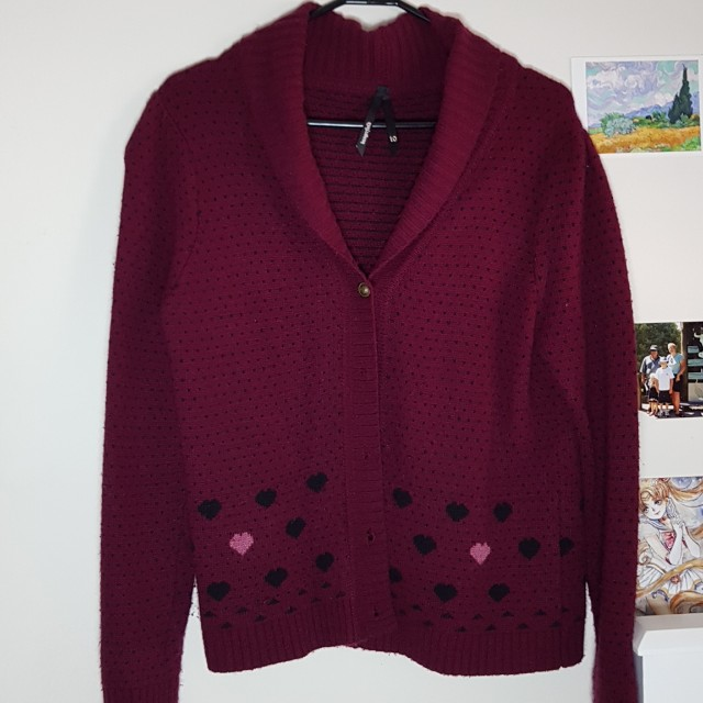 Dangerfield cardigan