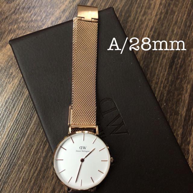 DW女款手錶⌚️/內有四款