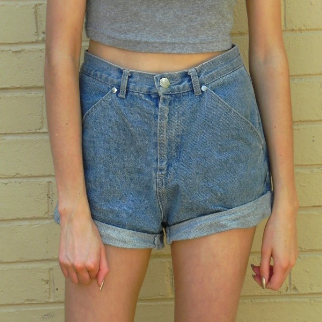 Fifth the label denim shorts