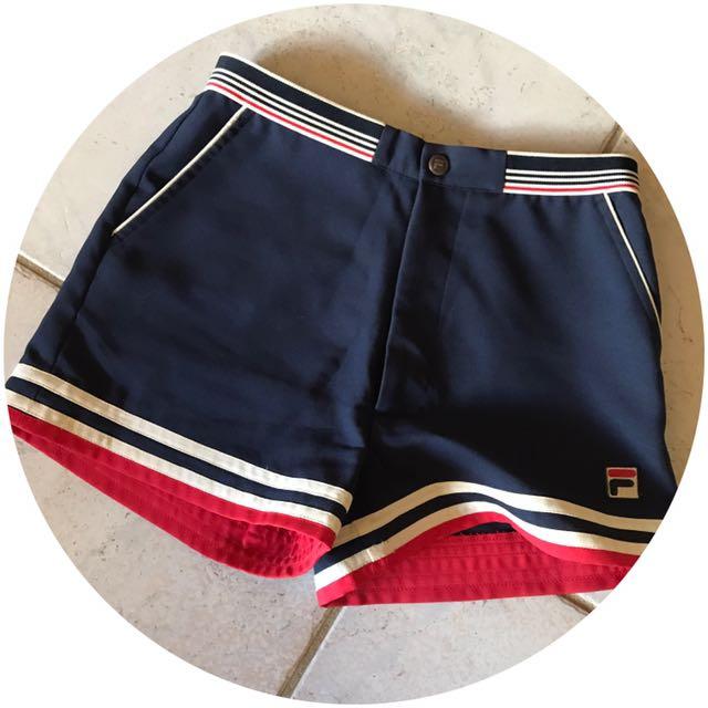 FILA - fashion sport short