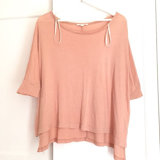 Forever21 Nude Top