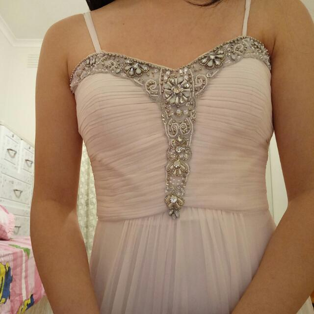 Forever New Sienna Embellished Dress