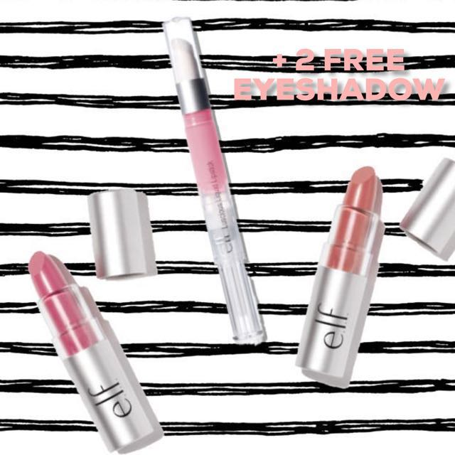 FREE SHIPPING FOR SS & SM  | ELF SET | LIP PRODUCT