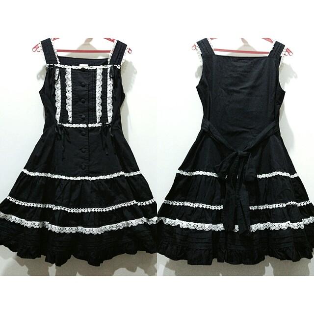 🆕 (From Japan) Gothic lolita JSK
