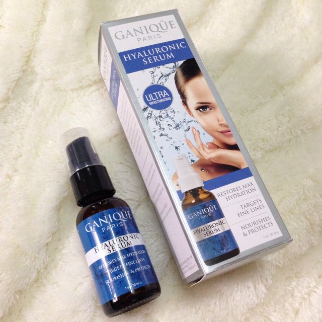 (Ganiqûe Paris) Hyaluronic Serum