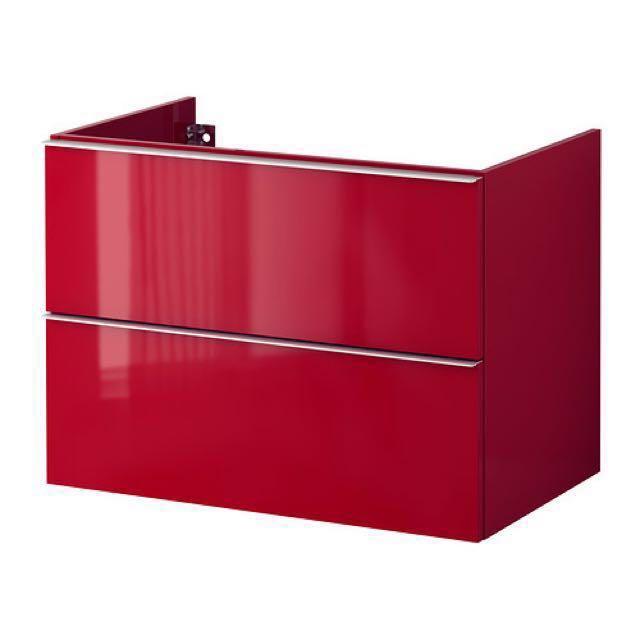 Godmorgon Ikea Wash sink Cabinet