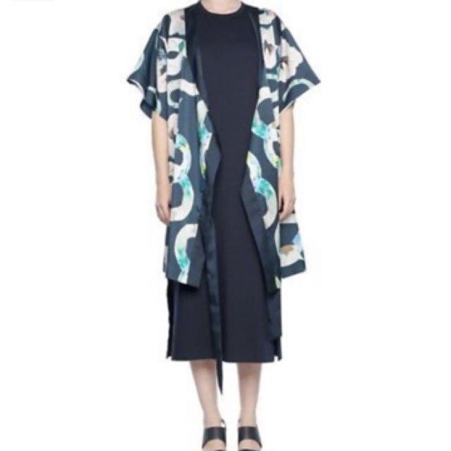 Gorman kimono voodoo snake