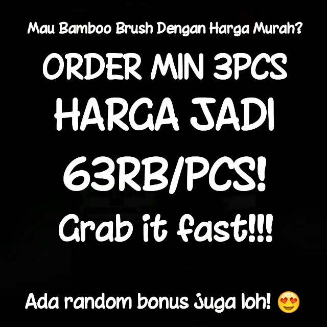 GRAB IT FAST! LIMITED STOCK.