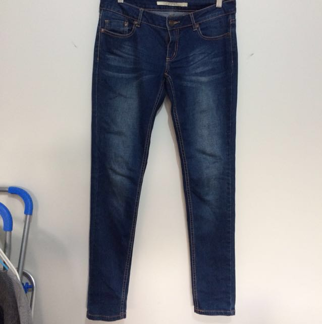 Grab straight cut jeans size 11