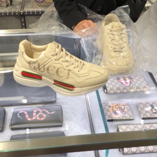 acffadc35b6 Gucci Apollo sneakers