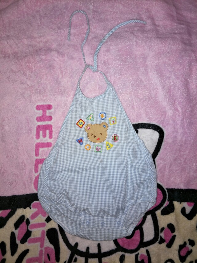 Halter for baby