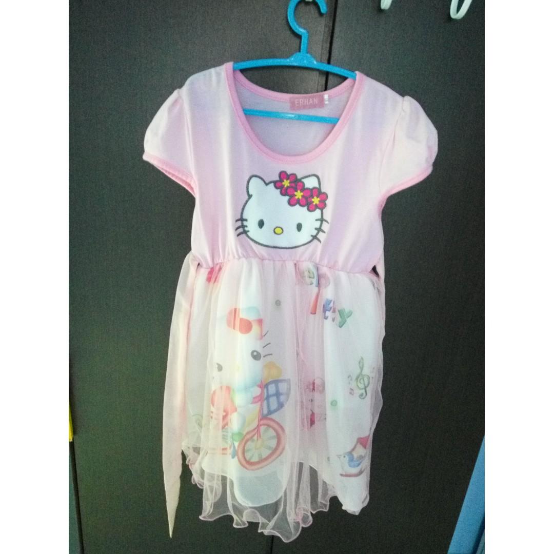 Hello Kitty Dress #MidJan55