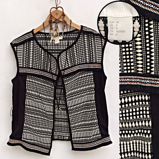 H&M Ethnic Cover Up