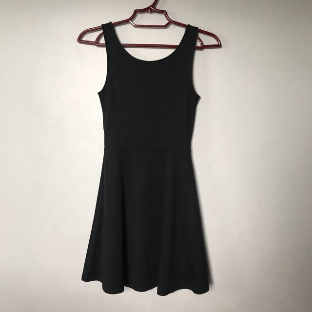 H&M Sexy Back Dress