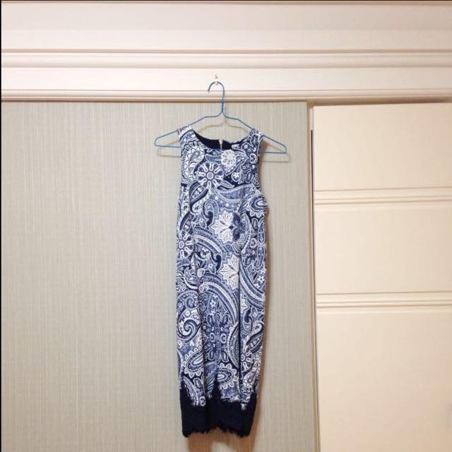 H&M蕾絲洋裝xs