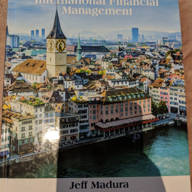 International Financial Management (13th Edition) Jeff Madura