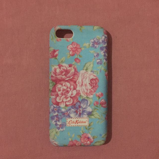 Iphone 5/5s case (floral/cath kidston)