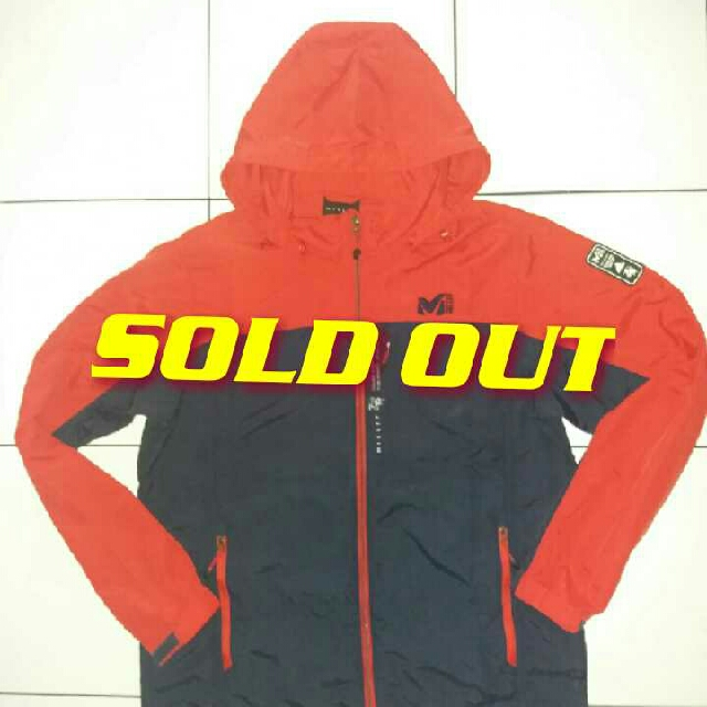 Jacket Millet One Layer