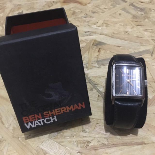 jam tangan ben sherman original