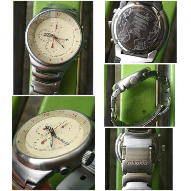 Jam Tangan Mambo Authentic (Australian Brand)