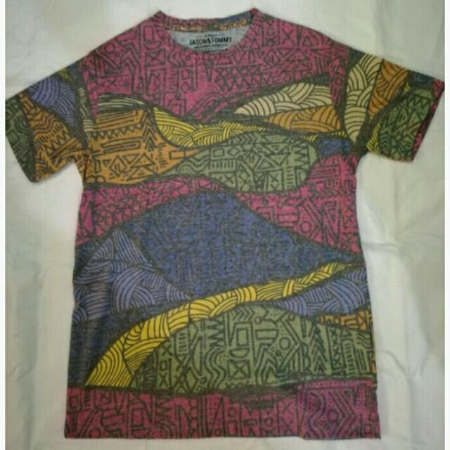 Jason & Tommy Printed Shirt