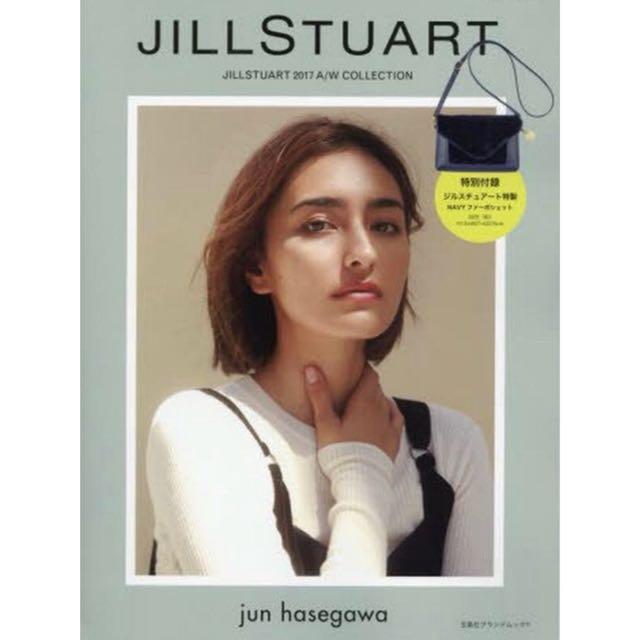 jill stuart 雜誌2018 附贈包 實品圖