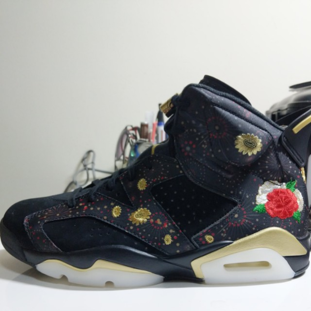 new concept 70f70 390cc Jordan 6 Chinese New Year (CNY)