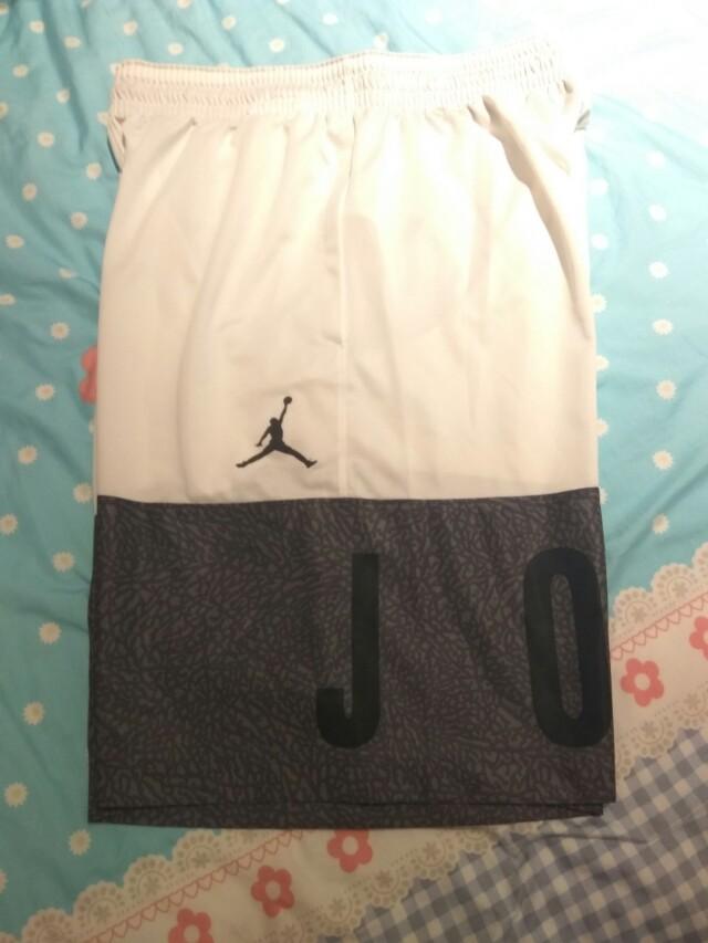 Jordan 爆裂紋籃球褲