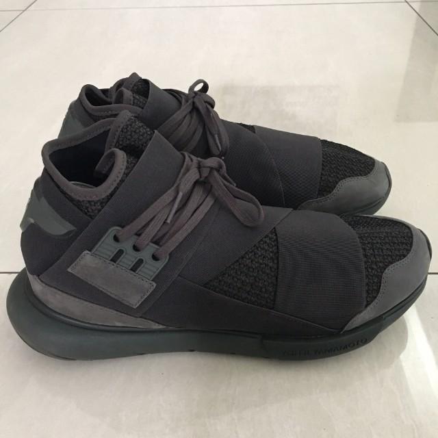 f6b7619a91455 Jual sneaker Y3 - Qasa High