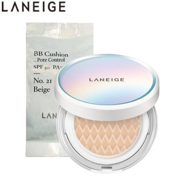 Laneige BB Cushion Pore Control SPF50 REFILL
