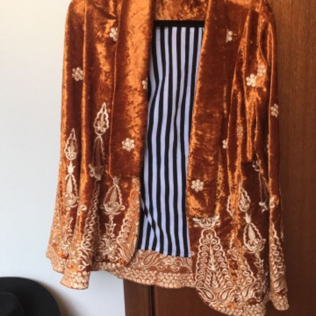 Lenni the label rumi jacket