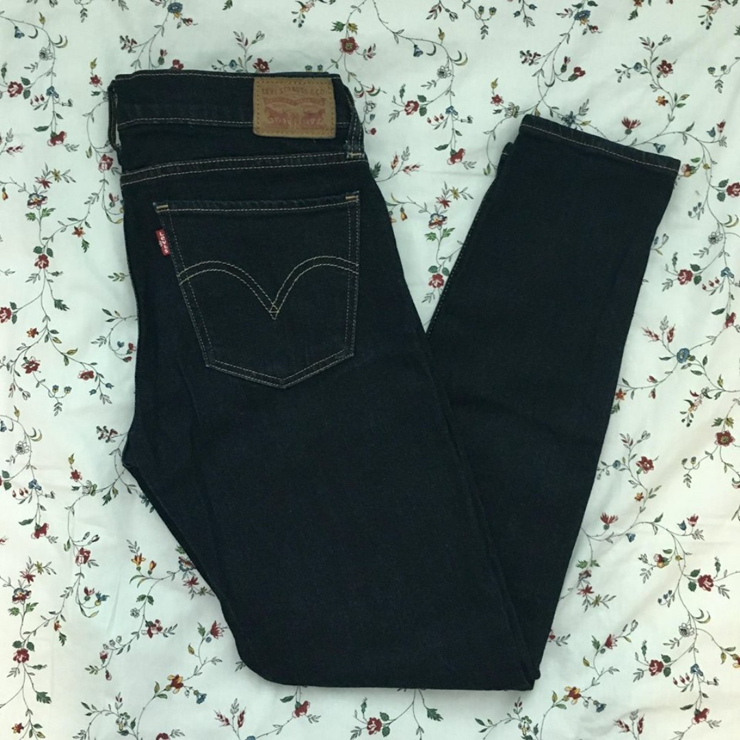 Levis 601 pin skinny jeans (Size 28)