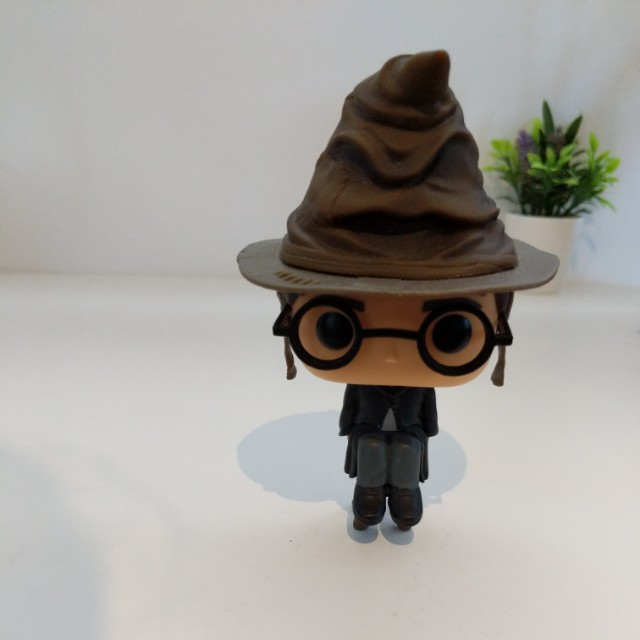 Limited Edition Harry Potter Vinyl Figurine