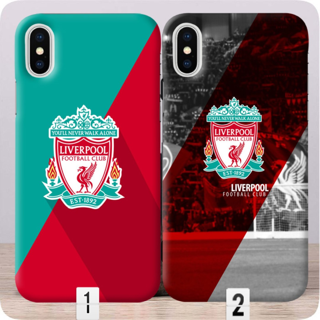 liverpool iphone case 8