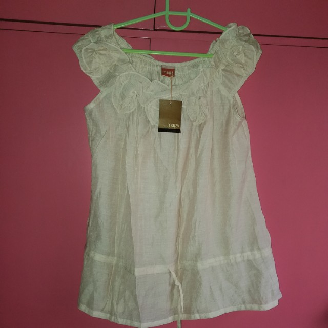 mags boho chic top