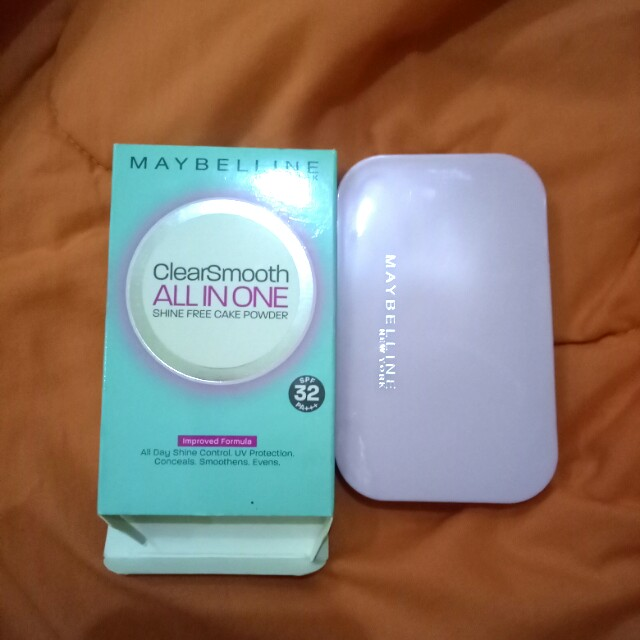 Maybelline Cake Powder