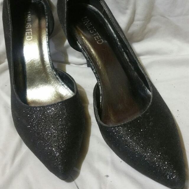 MENDREZ unlisted classy heels