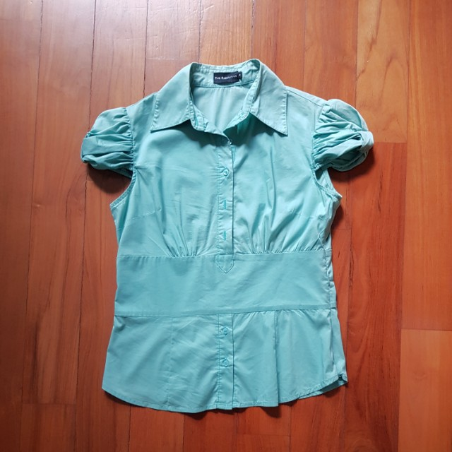 #CNY88 The Executive Office blouse OL