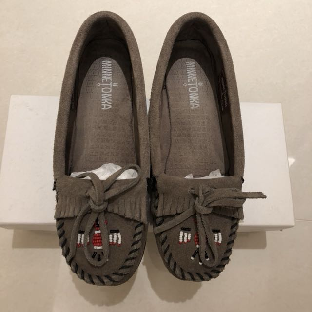 Minnetonka 手工鞋