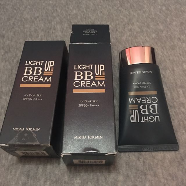 MISSHA FOR MEN (BB CREAM)