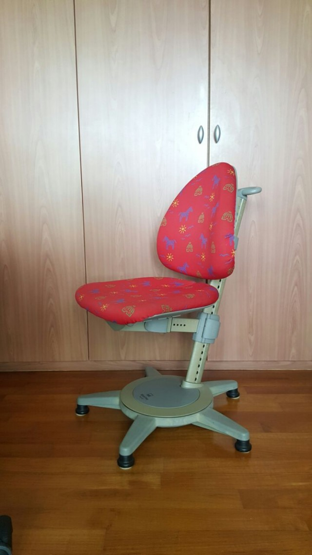 Moll Maximo Adjustable Chair Ergokid 400 Each Furniture Tables