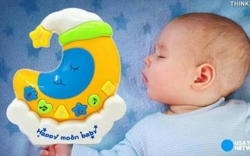 Moon Musical Toy