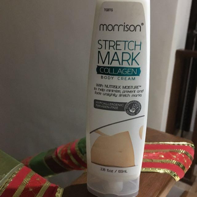 Morrison Stretch Mark Collagen & Body Cream