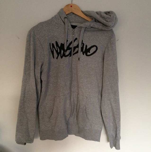 Mossimo grey hoodie size 10