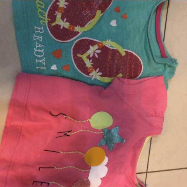 Mothercare shirts
