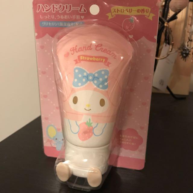 My Melody hand cream 40ml